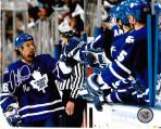 Toronto Maple Leafs SIGNED 8×10 Photo