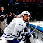 Darcy Tucker Toronto Maple Leafs SIGNED 8×10 Photo